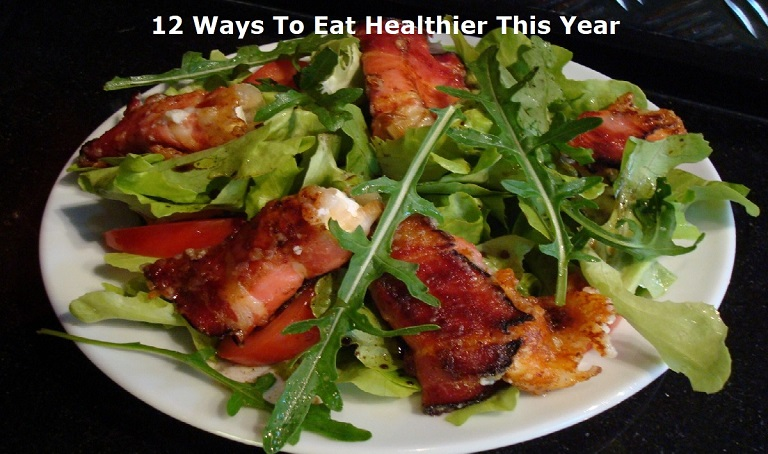 Eating and being healthy